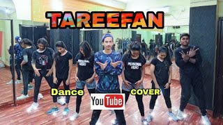 Tareefan || Qaran ft Badshah || Dance. Choreography By Abhijit Chanda