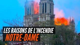 [NOTRE-DAME DE PARIS] LES RAISONS DE L'INCENDIE
