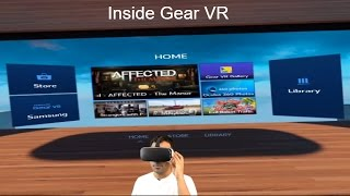 Gear VR Full Review – Games, 360 Videos and Browsing Experience