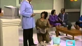 CHESPIRITO 1992 - El Chómpiras - La Transfusión De Sangre - Parte 1