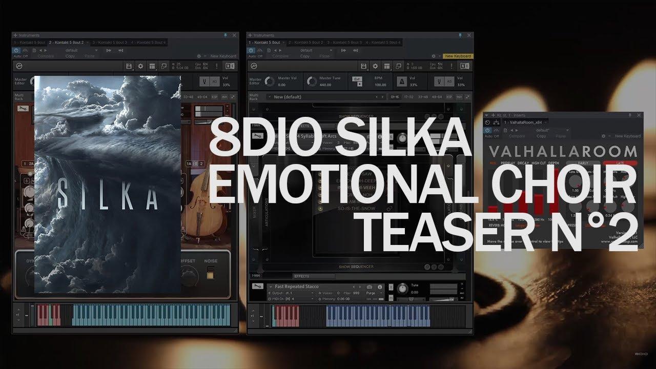 8Dio Silka Choir Teaser N°2 - Most Popular Videos