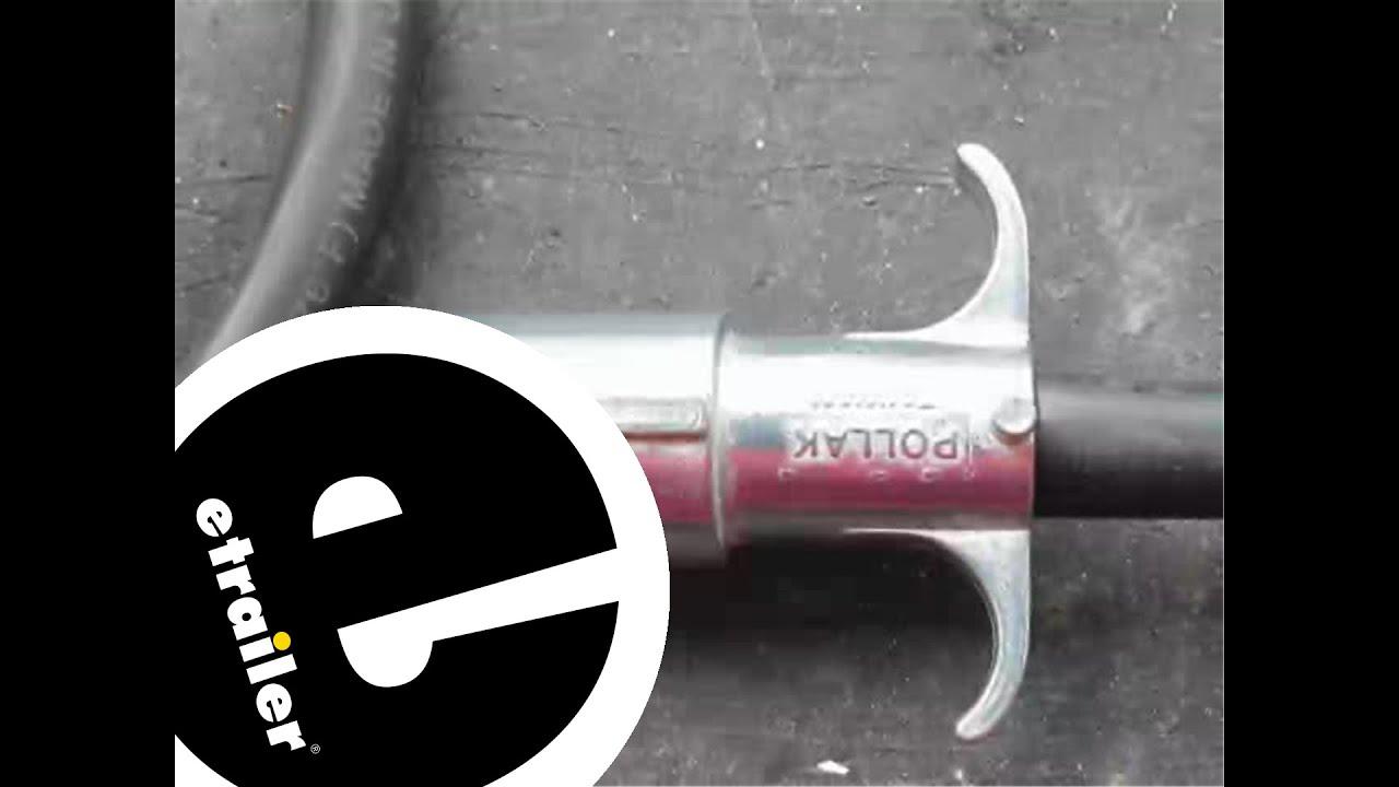 pollak 6 pole round pin trailer wiring connector installation etrailer com [ 1280 x 720 Pixel ]