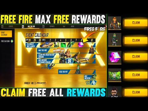 FREE FIRE NEW EVENT | 28 SEPTEMBER NEW EVENT | FREE FIRE MAX FREE REWARDS | FF NEW EVENT