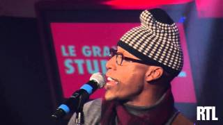 Raphael Saadiq interprète Radio en direct sur RTL - RTL - RTL