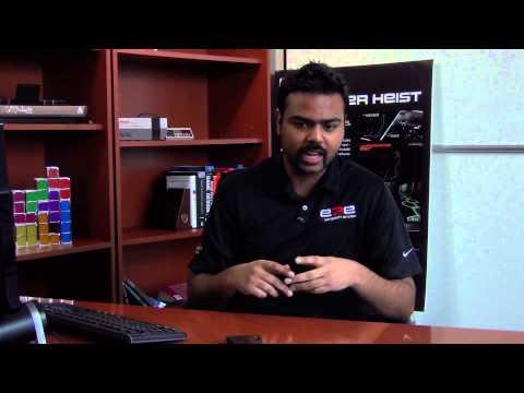 Cyber Heist team profile:  Nikhil Raktale