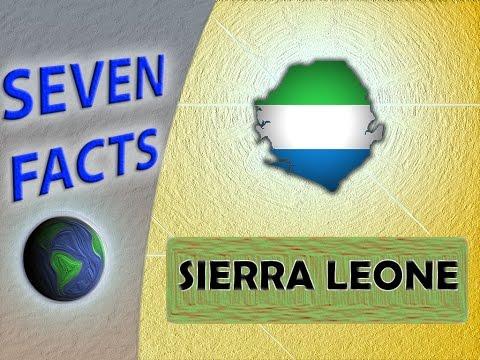 7 Facts about Sierra Leone