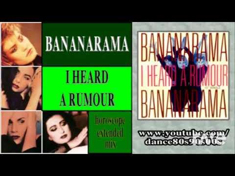 I Rumour A Heard 真弓倫子 「アイ・ハード・ア・ルーマー」 - Bananarama & Tomoko Mayumi   RaveDJ