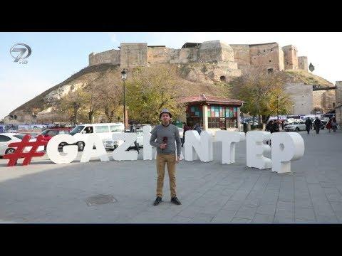 Tanıtım Dünyanın Tadı - Gaziantep - 16 Aralık 2017
