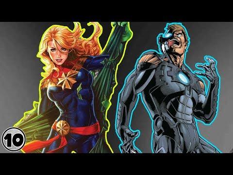 Top 10 Superheroes Ruined By Comics