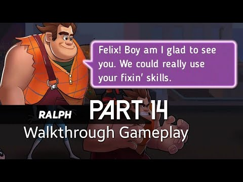 Disney Heroes Battle Mode FIX-IT FELIX PART 14 Walkthrough Gameplay - Android/iOS