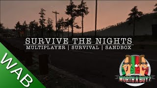 Survive The Night (Pre Alpha before it was even thought of build) - Worthabuy