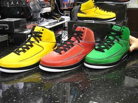 watch 8e95a faefe Nike Air Jordan 2 Candy Pack at Street Gear, Hempstead, NY