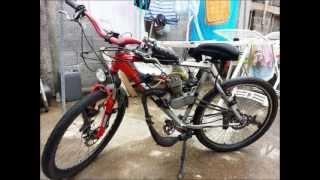 Vélo moteur-Motorized Bike Guadeloupe 97130 N°2