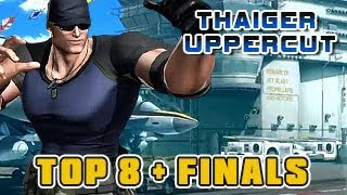 The King of Fighters XIV | Tournament | TOP 8 + Finals (Dakou, XiaoHai, Komphat + more)