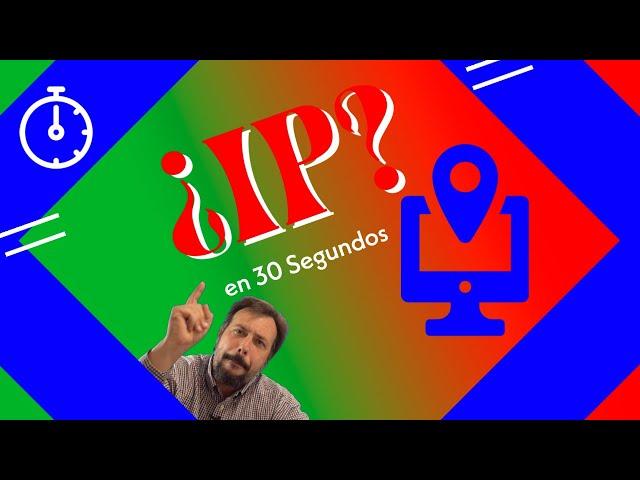 #2  🤯¿Qué es una dirección IP? (IPv4)