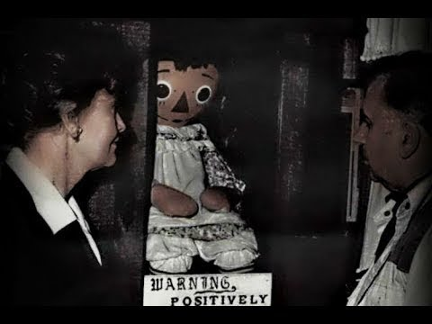 Ghost Adventures - Investigates The Real Annabelle Doll