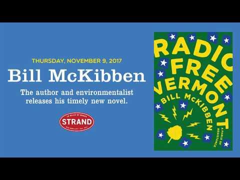 Bill McKibben | Radio Free Vermont