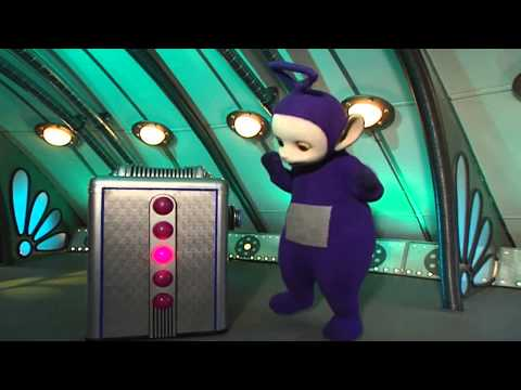 Teletubbies the Tubby Toast Accident(HD)