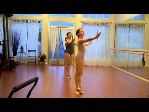 Robbie Semi-Private Ballet- Triple Pirouette