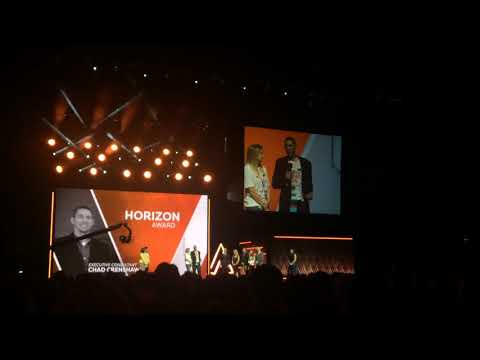 Ambit Energy Horizon Award Winner Chad Crenshaw - Ambition 2017