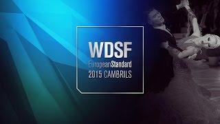 Darin - Seredina, MDA | 2015 European Standard R3 W | DanceSport Total