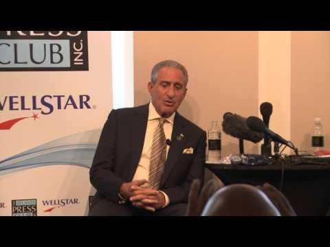 Wellstar Newsmaker Luncheon: Arthur Blank