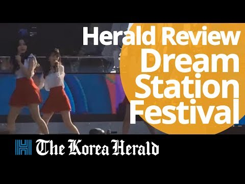 [Herald Review] Beat early summer heat with Dream Station festival