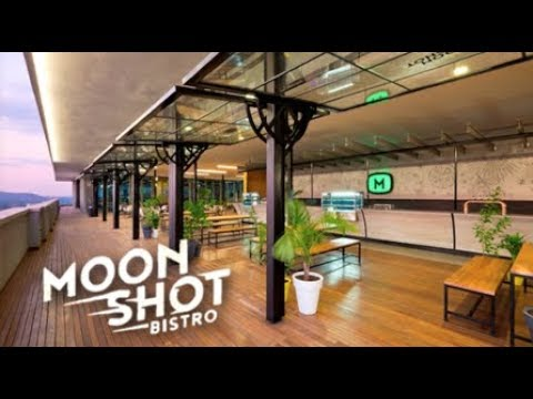 Moonshot Café - Pretoria Rooftop Restaurant
