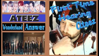 Metal Musician Reacts: ATEEZ (에이티즈) - Wonderland & Answer M/Vs REACTION [First Time Hearing ATEEZ]