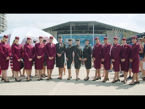 Journey to the FIFA Women's World Cup France 2019TM with Qatar Airways