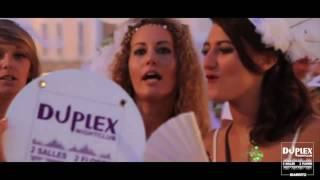 14 JUILLET ★  SUMMER WHITE PARTY ★ Duplex Club Biarritz