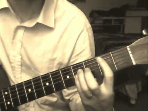 Brad Paisley Alcohol Guitar Cover Slowed Down Lesson Tutorial