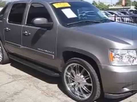 2008 Chevy Avalanche at Empire Motors Montclair Pomona Ontario Corona Riverside Fontana IE LA OC