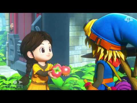 NEWDAY TEWSDAY — Dragon Quest Builders