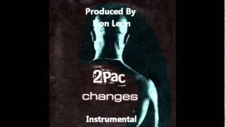 Tupac - Changes (Instrumental)