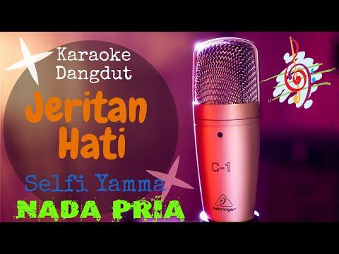 Karaoke Jeritan Hati (Pria) - Selfi D Academy || Cover Dangdut No Vocal