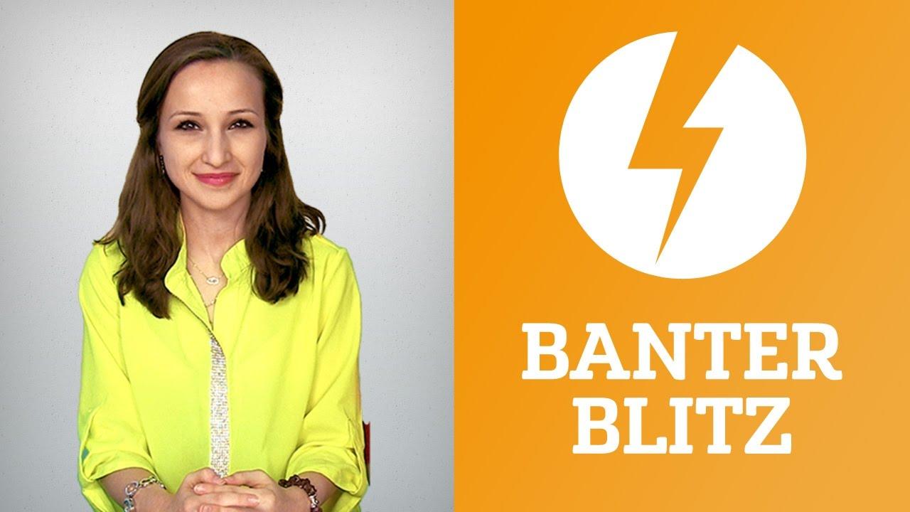 Banter Blitz