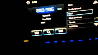EONON DAB+ Antenna in and outside the car