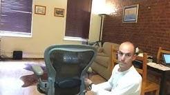 Herman Miller Aeron Chair Arm Removal