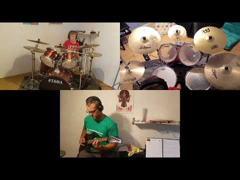 Toxicity - System of a Down Cover Drums & Guitar