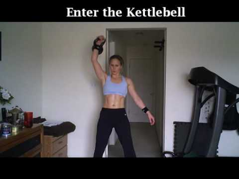 Enter the Kettlebell Form Progression - YouTube