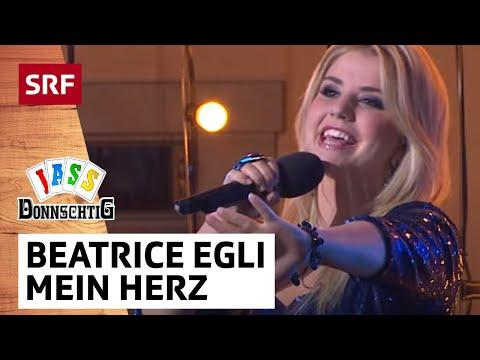 Donnschtig-Jass - Beatrice Egli mit «Mein Herz»