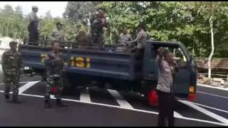Anggota TNI-POLRI pam Papua