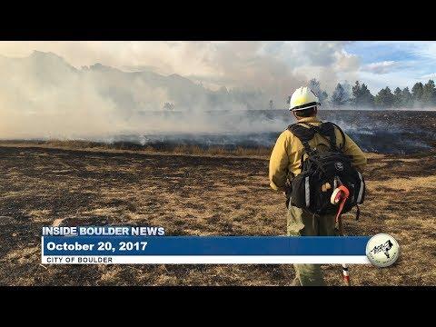 Inside Boulder News - October 20, 2017