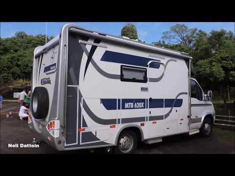 Motorhome Motor Trailer MTB 620 X, Iveco 40F14, Expo Motorhome Show, 2017.