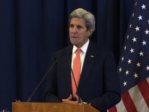 Kerry: 'Syria Breakthrough not Built on Trust'