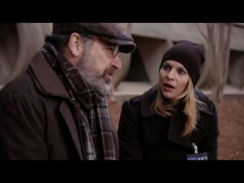 Homeland Season 1 2011     Claire Danes & Damian Lewis TIME Series