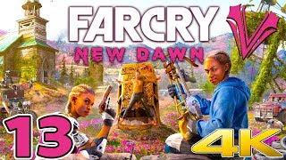 Far Cry New Dawn (13) - ZOSTAŁEM UWIĘZIONY! | Vertez | PC 4K 60FPS