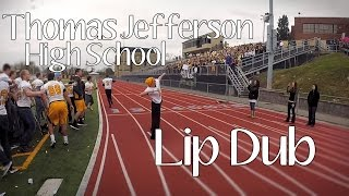 Thomas Jefferson High School Lip Dub 2014 - Shake it Off Taylor Swift