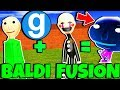 Brand New Baldi's Fusion Basics in Education and Learning Funny Moments #2 Gmod Garry's Mod Sandbox